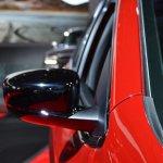 Dodge Dart Blacktop Package wing mirror at NAIAS 2014