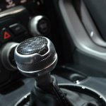 Dodge Viper Stryker Green gear knob at NAIAS 2014