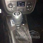 Fiat Punto T-Jet Mopar center console