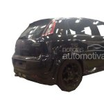 Fiat Punto T-Jet Mopar rear quarter