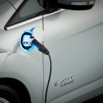Ford C-MAX Solar Energi concept charging point