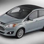 Ford C-MAX Solar Energi concept front quarter