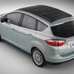 Ford C-MAX Solar Energi concept  rear quarter