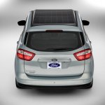 Ford C-MAX Solar Energi concept  rear