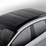 Ford C-MAX Solar Energi concept roof front