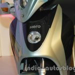 Hero Leap headlamp detail