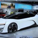 Honda FCEV Concept at NAIAS 2014