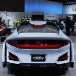 Honda FCEV Concept rear at NAIAS 2014