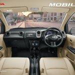 Honda Mobilio Indonesia dashboard official image