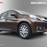 Honda Mobilio Indonesia official image
