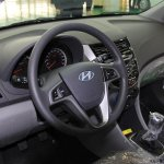Hyundai Verna Facelift from China images interiors
