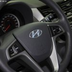 Hyundai Verna Facelift from China images steering