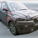 Hyundai ix25 front three quarter spyshot