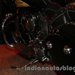 Indian Chieftain engine from the launch in India