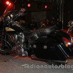 Indian Chieftain from the launch in India