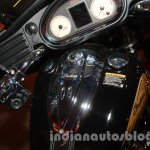 Indian Chieftain fuel tank from the launch in India