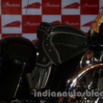 Indian Chieftain saddle from the launch in India