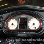 Indian Chieftain speedometer from the launch in India