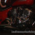Indian Classic engine