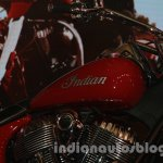 Indian Classic fuel tank