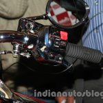 Indian Classic handlebar throttle switchgear mirror