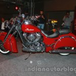Indian Classic profile view