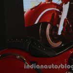 Indian Classic saddle