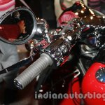 Indian Classic switchgear and mirror