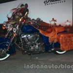 Indian Vintage at the launch in India