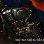 Indian Vintage engine