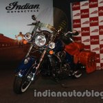 Indian Vintage front three quarters