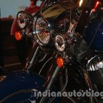Indian Vintage headlamps and indicators