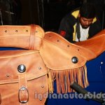 Indian Vintage leather seat