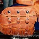 Indian Vintage saddlebag right