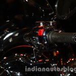 Indian Vintage throttle and switchgear