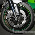 Kawasaki Z800 front disc brake