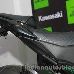 Kawasaki Z800 rear seat