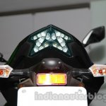 Kawasaki Z800 rear taillight