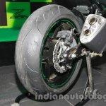 Kawasaki Z800 rear tyre