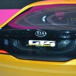 Kia GT4 Stinger concept at 2014 NAIAS boot