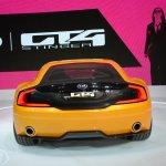 Kia GT4 Stinger concept at 2014 NAIAS rear 2