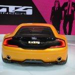 Kia GT4 Stinger concept at 2014 NAIAS rear 5