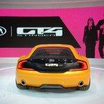 Kia GT4 Stinger concept at 2014 NAIAS rear 6
