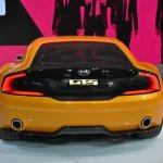 Kia GT4 Stinger concept at 2014 NAIAS rear