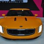 Kia GT4 Stinger concept at 2014 NAIAS