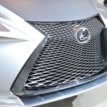 Lexus LF-NX Concept grille at NAIAS 2014