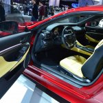 Lexus RC Coupe driver side at NAIAS 2014
