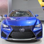 Lexus RC F at NAIAS 2014 front view