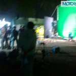 Maruti Celerio photoshoot spied image