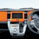 Mazda Flair Crossover dashboard